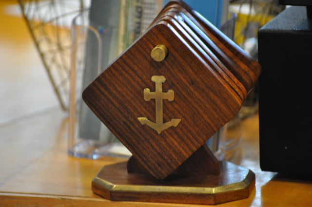Boat Coasters - Good Gifts For Boat Owners