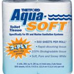 Rapid Dissolve Toilet Tissue