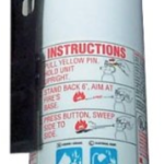 Fire Extinguishers For Boats